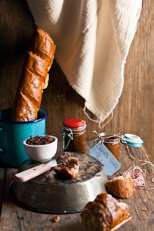 Chipotle and Roasted Garlic Paste | Vegan or Easily Veganized | Pinte ...