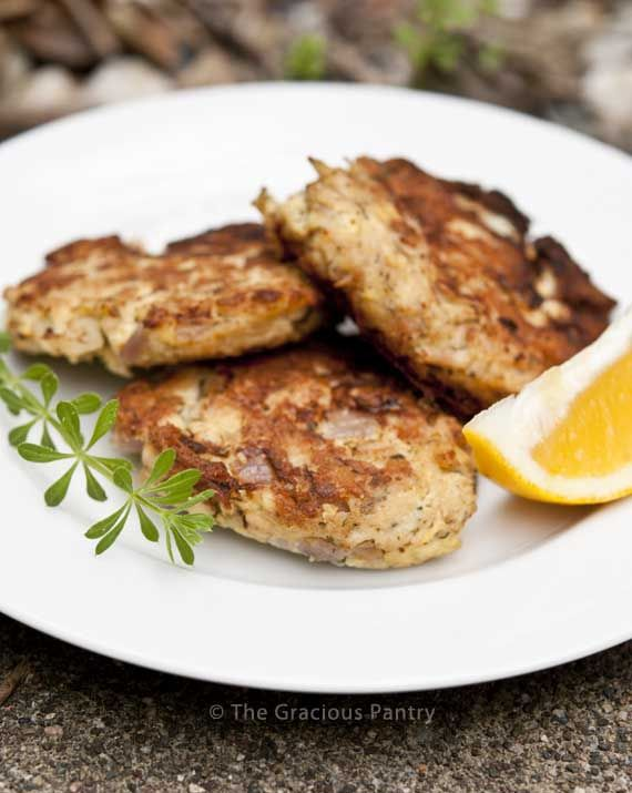 Clean Eating Tuna Patties, kids LOVED these. Adapted to what I had and ...