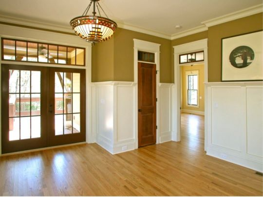White Trim Stained Doors 4sqd Pinterest