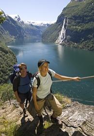 Hike the fjords of Norway (Geirangerfjord and Trollstigen, Norway)
