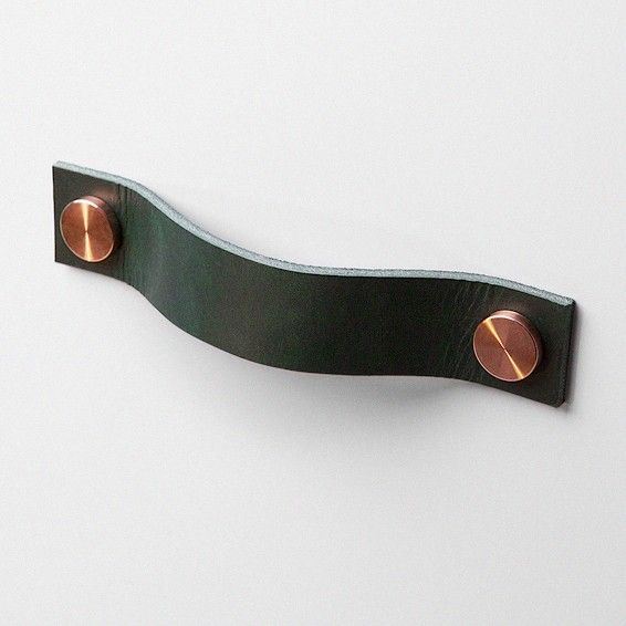 Superfront leather handles - TRUNK | Furniture, Lighting ...