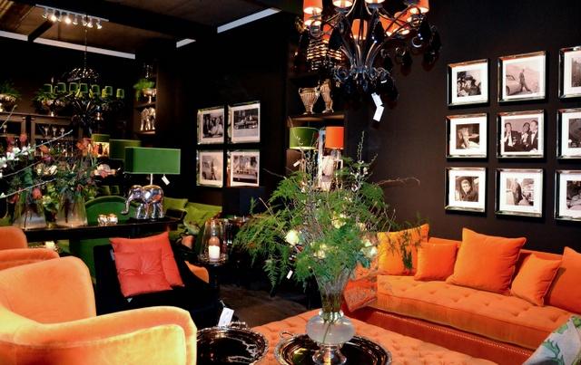 Best Black And Orange Living Room Orange Living Rooms Pinterest 400 x 300