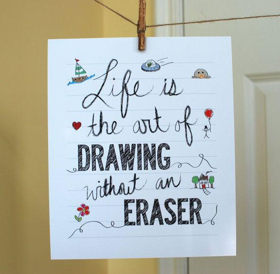 Quotes About Life Drawings. QuotesGram