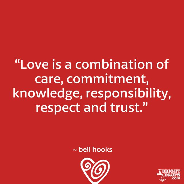 Most Beautiful Quotes Of All Time : Love is a combination of care, commitment, knowledge ...