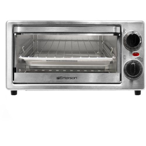 Emerson Countertop Convection Oven : Emerson 4-Slice Toaster Oven : $19 Bargains Pinterest