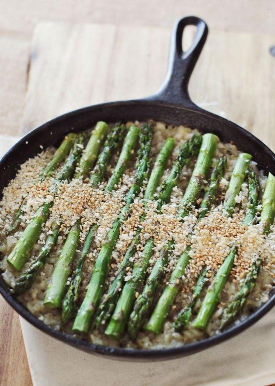 Baked Asparagus Recipes