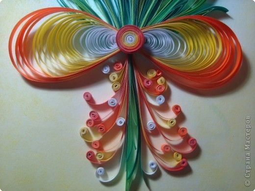 Pin by Ann Greene on Crafts--Quilling | Pinterest