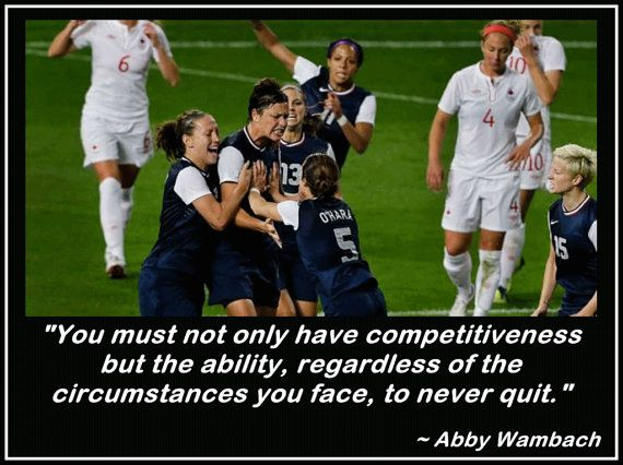 abby wambach quotes - photo #7