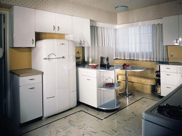 1940s Kitchen 1940s Lifestyle Pinterest