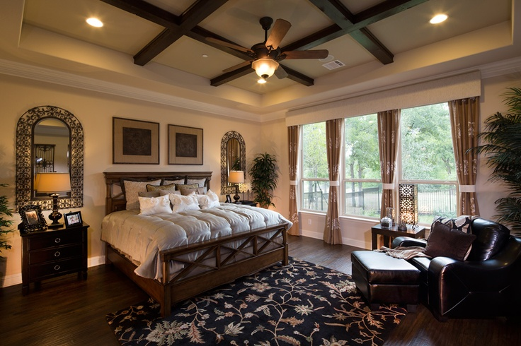 Toll Brothers Master Bed Ideas Pinterest