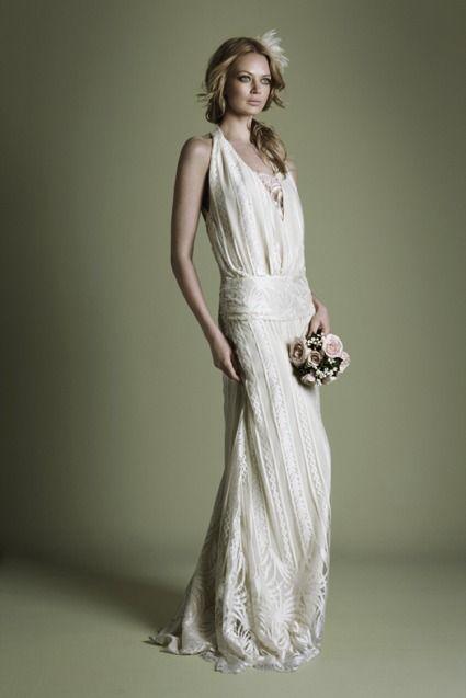 Vintage 1920 S Wedding Dresses