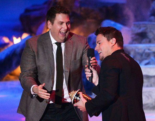 Channing Tatum Photos: MTV Movie Awards Show