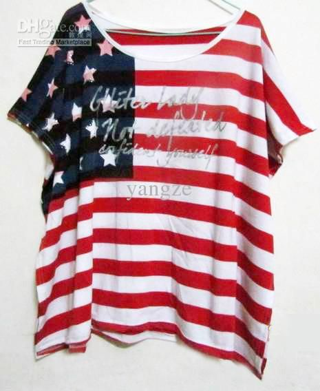 American Flag Shirt Fashion I Fancy Pinterest