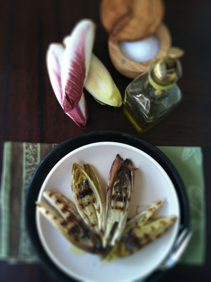 How to Grill Endive by @Paula - bell'alimento