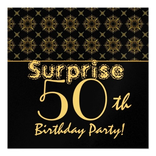 Suprise Party Invitations is adorable invitation example