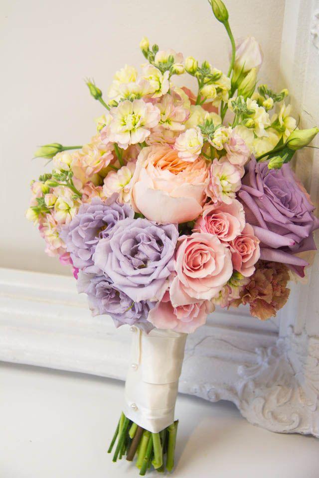 Living Fresh  – Pastel Wedding Flowers
