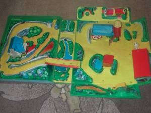 Matchbox Fold Up Playset Remember When Pinterest