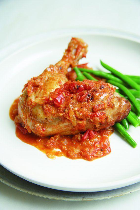 Kashmiri Chicken Recipe — Dishmaps