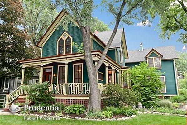 Gothic Revival House Home Exteriors Pinterest