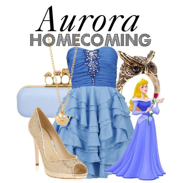 """Aurora"" by bryannnne on Polyvore"