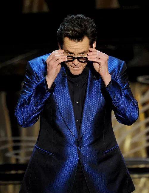 Jim Carrey | 86th Annual Academy Awards 2014 | Pinterest