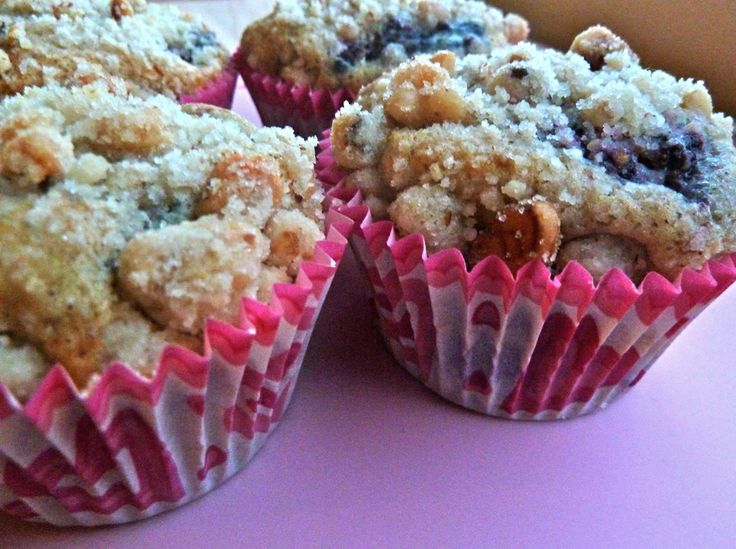 blackberry muffins | Breakfast and smoothies | Pinterest
