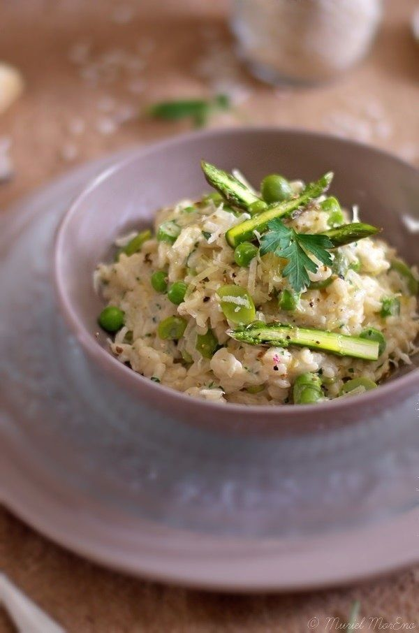 Risotto Verde | My Recipes | Pinterest