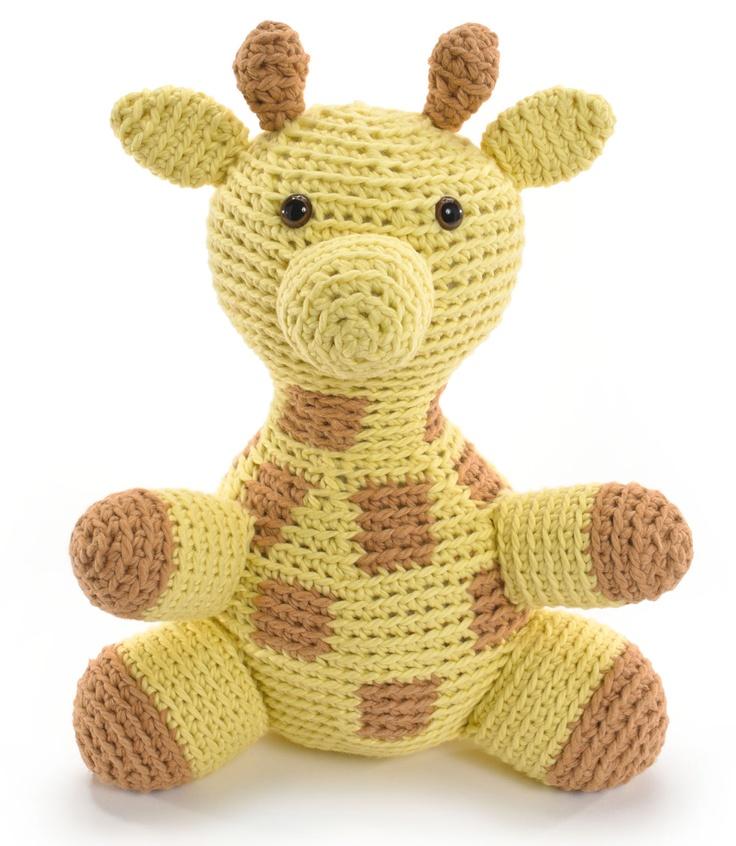 Crocheted Giraffe Vetements / couture Pinterest