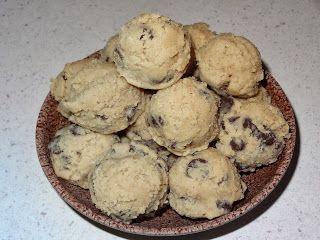 Eggless Chocolate Chip Cookie Dough | Brownies, Bars, Cookies, etc ...