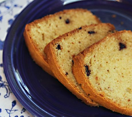 Chocolate chip spice pound cake | recipes: chocolate in many forms ...