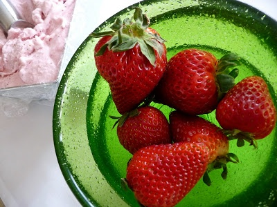 Strawberry Gelato – Warm Weather Dessert | Frozen Treats: Gelato | P ...