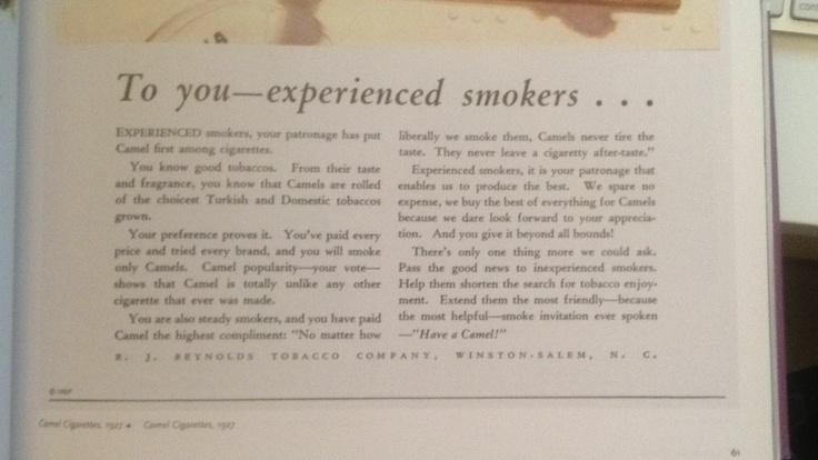 Camel Cigarette... Camel Cigarettes Types