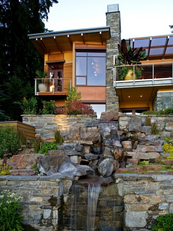 Water Feature Dream Home Pinterest