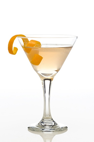 El Presidente Cocktail Recipe. &. Others | Bottoms Up! | Pinterest