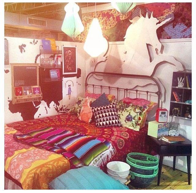 Unicorn Bedroom Home Pinterest