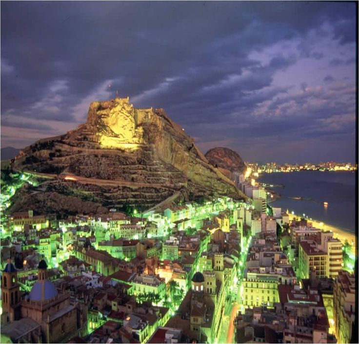 Alicante, Spain. Gorgeous photo!