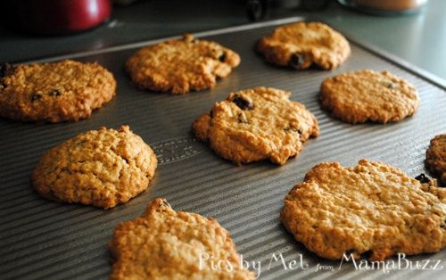 Grandma's oatmeal raisin cookie recipe. | Cakes,Pies and Deserts | Pi ...