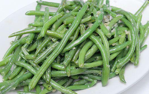 Sautéed Garlic Green Beans - from Morton's Steakhouse | eveningedge ...