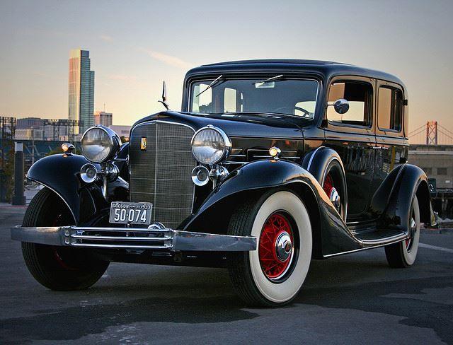1933 Cadillac Bodacious Cars Pinterest