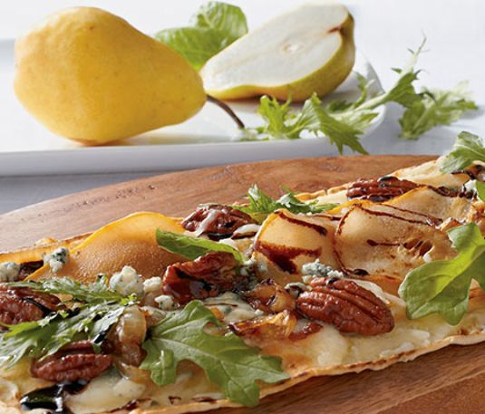 Pear and Gorgonzola Pizza http://wm13.walmart.com/Food-Entertaining ...