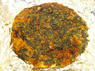 Swiss Chard Frittata - Looks yummy! | Recipes & Food Ideas | Pinterest