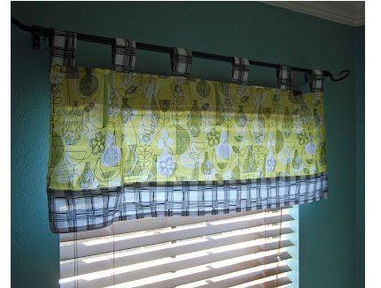 Nutmeg Thermal Tweed Back Tab Curtain (Price Varies by Size)