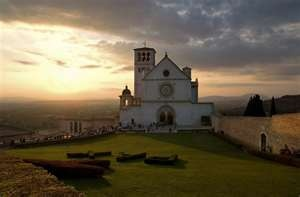 St. Francis, Assisi Italy