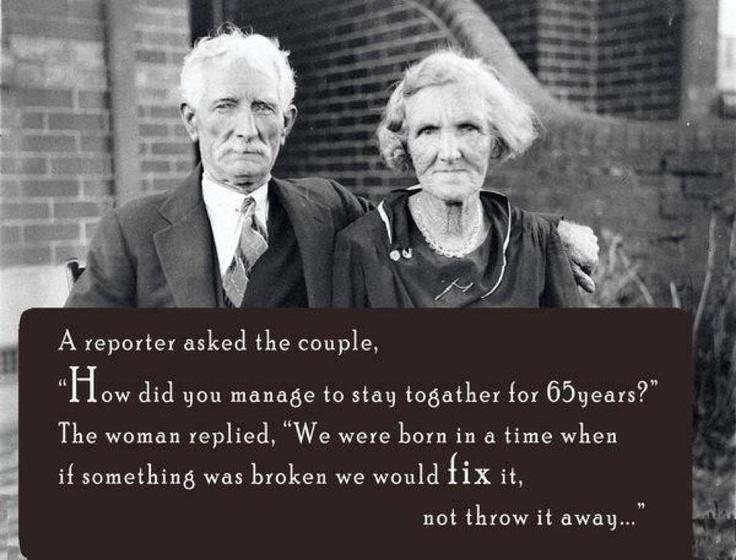Making marriage work.