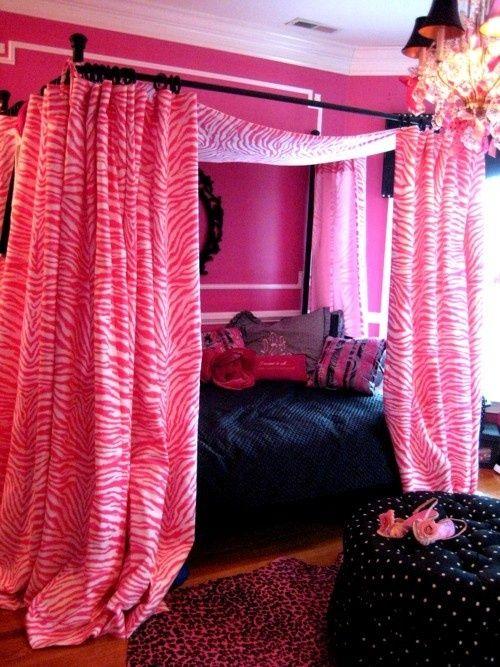 Dorm Room Decoridea for privacy  College  Pinterest ~ 075515_Dorm Room Ideas For Privacy