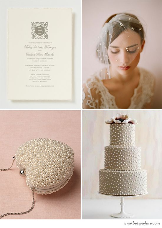 Inspiration: Pearl Perfect | Flights of Fancy