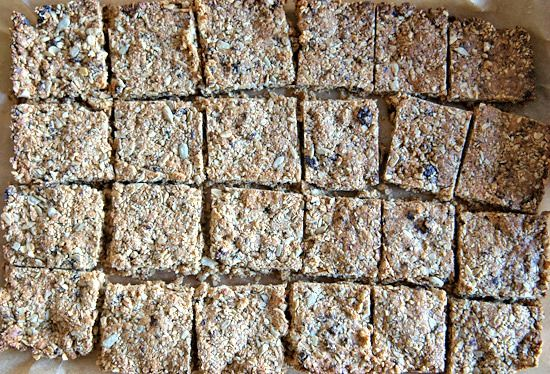Weelicious' Fruit and Seed Bars - Healthy Green Kitchen