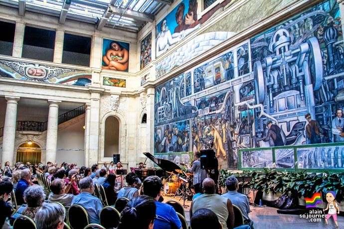 Pin by linda hudson on murals on buildings pinterest for Diego rivera mural detroit institute of arts