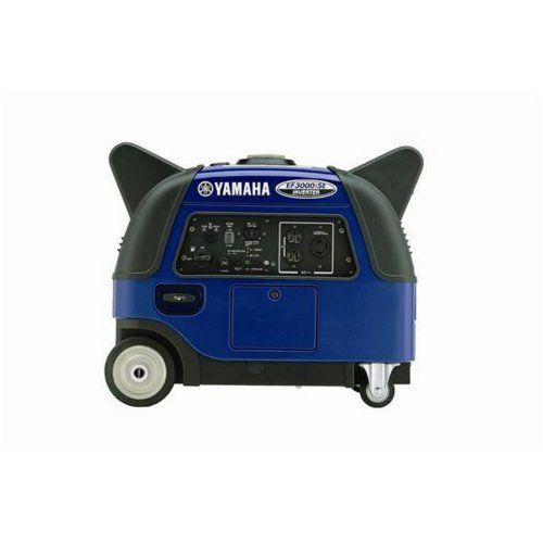 Yamaha ef3000iseb 2800 watt inverter generator w boost for Yamaha 3000 watt inverter