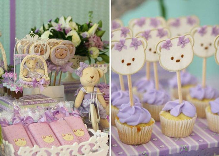 purple bear baby shower totally in love with this shower